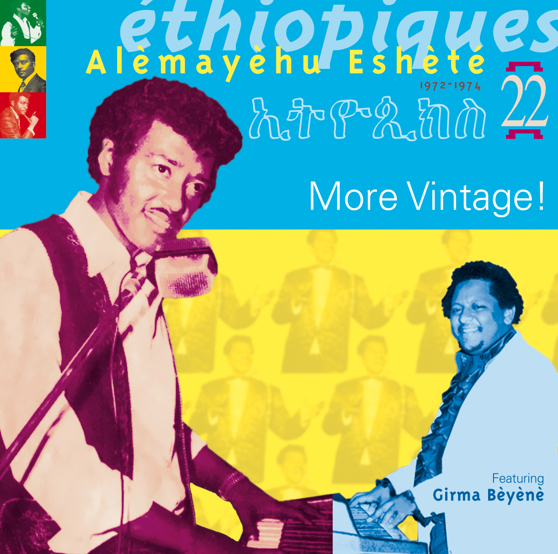 Girma Beyene Ethiopiques 22